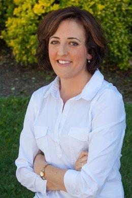 Mercedes Erburu, investigadora de la Universidad de Navarra
