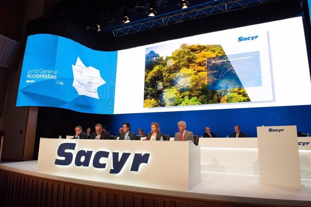 Sacyr, junta general de accionitas