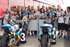 Morbidelli sigue reinando en Moto2 y Àlex Márquez termina segundo