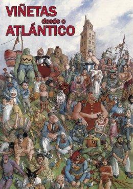 Viñetas desde o Atlántico, Salón Internacional del Cómic A Coruña