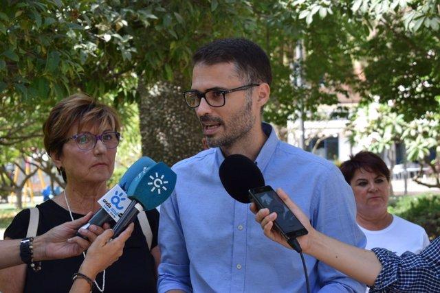 Psoe De Andalucía: Enlaces A Audio Y Fotos José Carlos Durán 13 08 2017