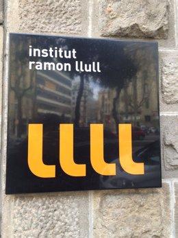 Institut Ramon Llull.