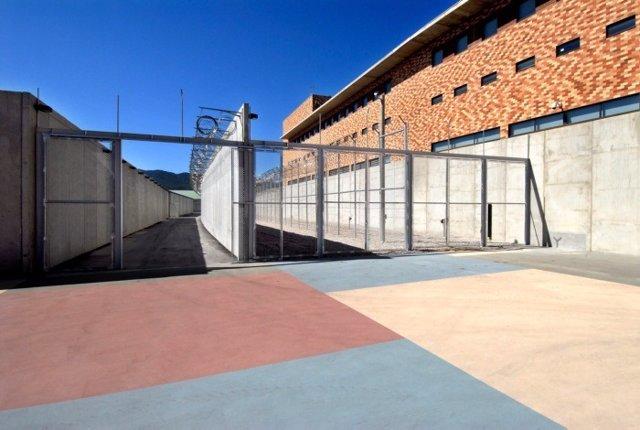 Vista parcial de la prisión Brians 2
