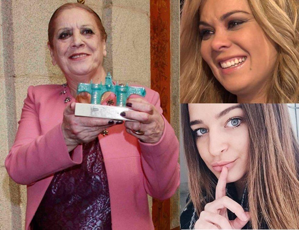 Terele Pávez, Campanario, Laura Escanes