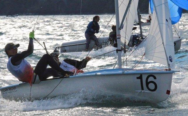 Balaguer y Massanet se alzan con el oro en el europeo juvenil de 420