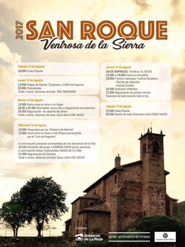 Cartel san roque
