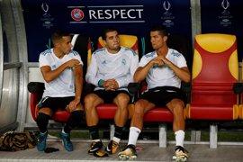 Cristiano empieza en el banquillo y Deulofeu completa el tridente del Barça