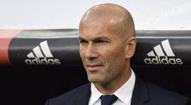 """Zidane: """"Estamos contentos con el resultado pero no está sentenciado"""""""