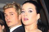 Foto: Katy Perry y Orlando Bloom, juntos en un concierto de Ed Sheeran