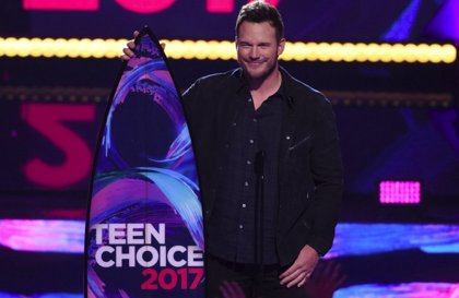 Wonder Woman y Guardianes de la Galaxia triunfan en los Teen Choice Awards 2017
