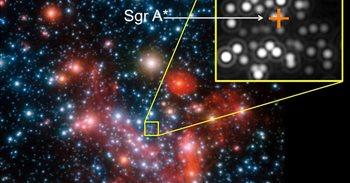 Albert Einstein supera una prueba extrema en el centro de la galaxia