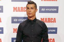 Cristiano Ronaldo, sancionat amb cinc partits (EUROPA PRESS)