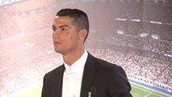 El Reial Madrid recorrerà la sanció de Ronaldo perquè pugui disputar el Clàssic d'aquest dimecres (EUROPAPRESS)