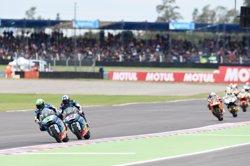 Moto2 es prepara per al final de temporada amb un test a Red Bull Ring (TEAM ESTRELLA GALICIA 0,0 MARC VDS)