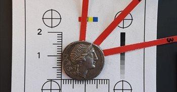 Un análisis revela que la derrota de Aníbal está 'escrita' en las monedas del Imperio Romano