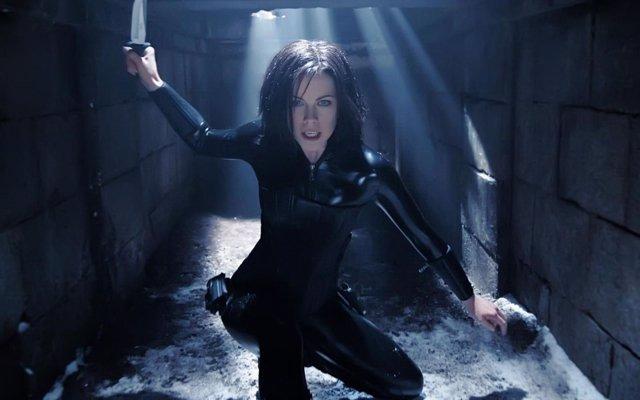 Kate Beckinsale es Selena en Underworld