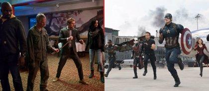 ¿Habrá un crossover entre The Defenders y el MCU?