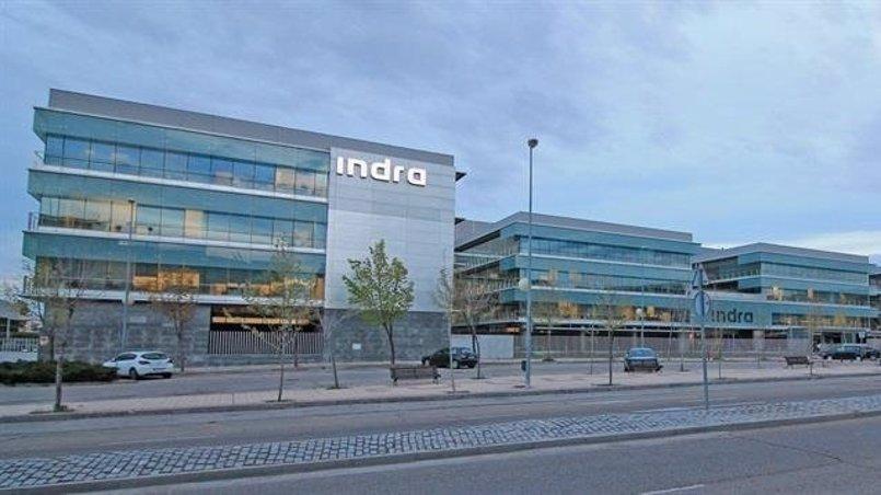 Indra se adjudica un contrato con el Ministerio de Defensa por 398.146 euros
