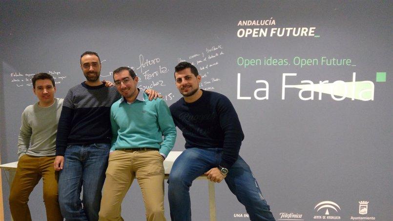 La iniciativa 'Andalucía Open Future' ha impulsado un centenar de startups andaluzas en tres años