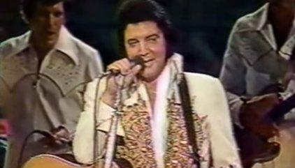 VÍDEO: Así fue la última actuación de Elvis Presley, el 26 de junio de 1977 en Indianápolis