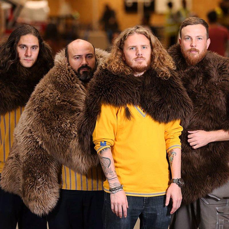 IKEA lanza un manual para vestir sus alfombras como Jon Snow