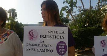 Justicia remitió el jueves pasado a Italia la denuncia que Juana Rivas presentó hace más de un año