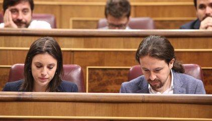 """Podemos acusa al PP de """"echar más leña al fuego"""" en Cataluña al plantear el delito de sedición"""