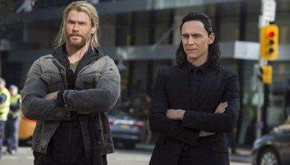Thor, Loki, Hulk y Valquiria unen fuerzas en nuevas imágenes de Ragnarok