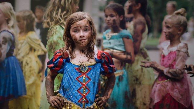 Campaña fotográfica de Disney para hacer soñar a las niñas a lo grande