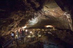 El Pendo, primera cova declarada Patrimoni Rupestre del Consell d'Europa (AYTO)