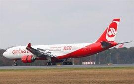 """Junta confía en que la situación de Air Berlin tenga el """"mínimo impacto"""" en Andalucía y muestra la máxima colaboración"""