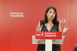 El PSOE rechaza el delito de sedición que plantea el PP y llama al diálogo sobre Cataluña antes del el 1-O