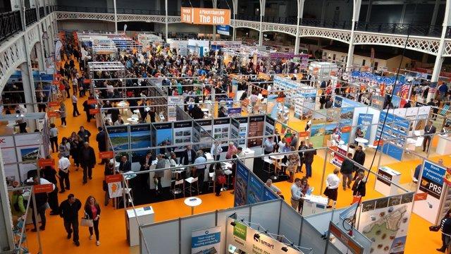 Feria de empresas de Andalucía con presencia de Extenda