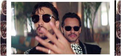 Videoclip de la colaboración entre Maluma y Marc Anthony: Felices los 4