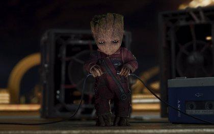 VÍDEO: Groot protagoniza la versión extendida de una de las escenas post-créditos de Guardianes de la Galaxia 2