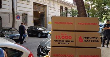 ONG denuncian que faltan por llegar 15.613 personas refugiadas para que España cumpla con la cifra comprometida