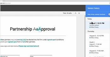 Google introduce en Docs nuevas herramientas de edición en tiempo real para mejorar el trabajo en equipo
