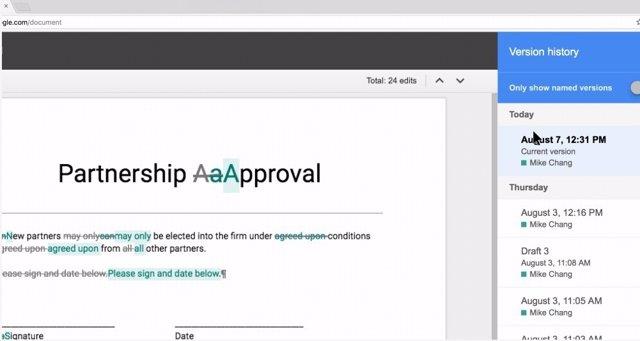 Novedades en Docs, Sheets y Slides