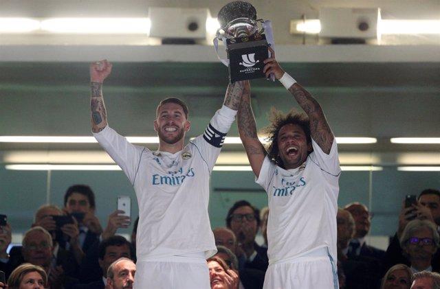 El Real Madrid suma su décima Supercopa de España
