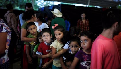 EEUU cancela las ayudas a menores provenientes de Centroamérica