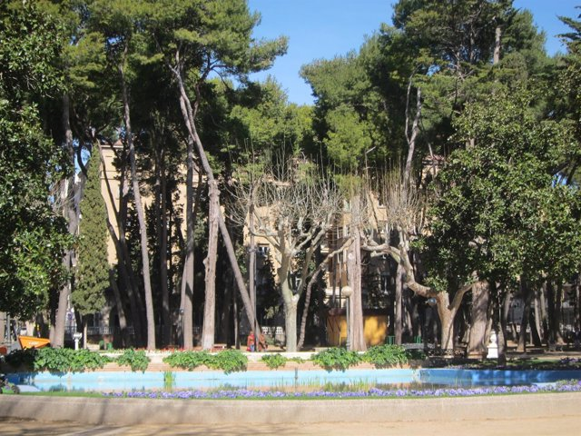Parque 'Miguel Servet'