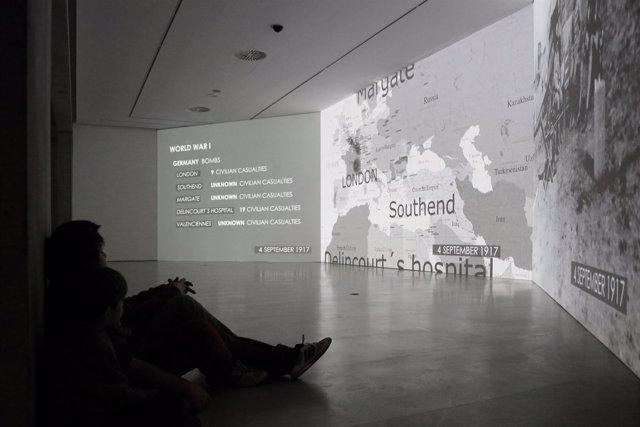 Nota Y Foto: La Sala Alcalá 31 De La Comunidad De Madrid Mostrará En Septiembre