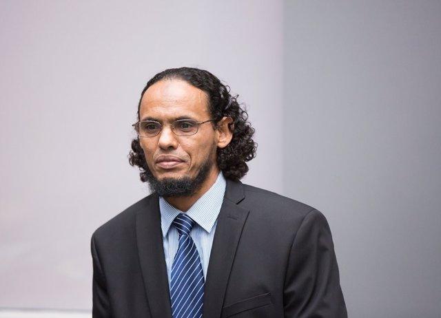 Ahmad al Mahdi, acusado de crímes de guerra en Malí por el TPI