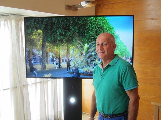 El Concejal Roque Ortiz Presenta El Proyecto