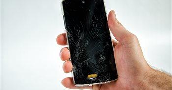 Motorola trabaja en unas pantallas de 'smartphones' que pueden autorrepararse