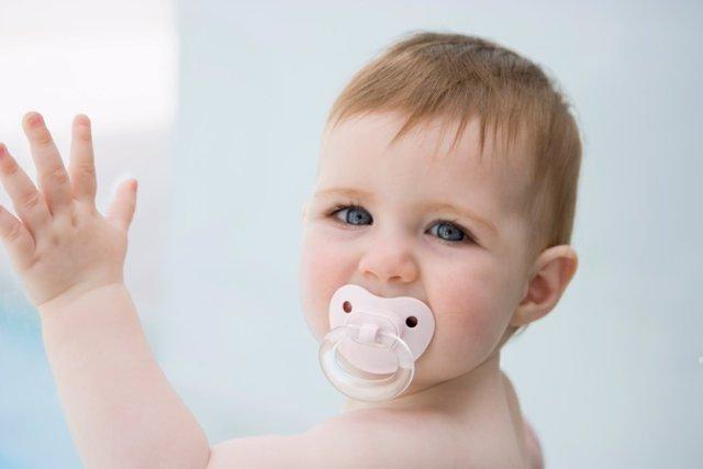 Chupete de bebé
