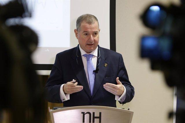 Presidente ejecutivo de Noteges Consulting, José Luis Jimeno