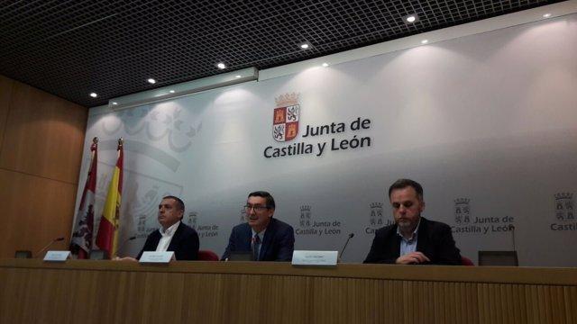 Valladolid. Presentación del informe de la población osera