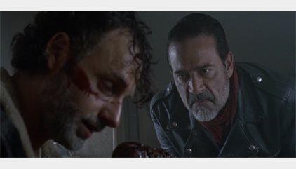 The Walking Dead desvela el desgarrador detalle del 7x01 que nadie vio