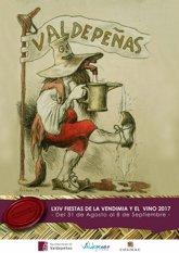 Foto: Las Fiestas de la Vendimia y el Vino de Valdepeñas contarán con la actuación de Funambulista y con un bus turístico